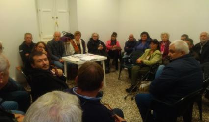 """Progetto """"Case di Quartiere"""" Primo incontro alla ex Casa cantoniera di Borgo Sabotino"""