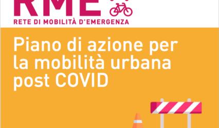 Sulla mobilità di emergenza post Covid19