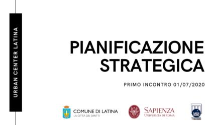 Primo incontro per la Pianificazione Strategica
